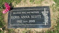 Doris Anna <i>Remedes</i> Scott