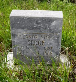 Eleanor <i>Stone</i> Sedge
