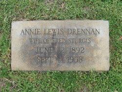 Annie Lewis <i>Drennan</i> Sturgis