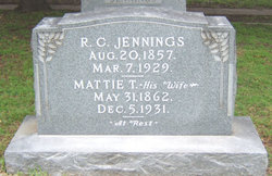 Mattie T. <i>Strayhorn</i> Jennings