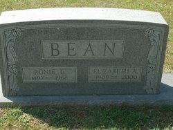 Ronie Lee Bean