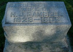 Caroline L. <i>Eno</i> Gambell