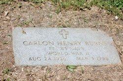Carlon Henry Slim Burns