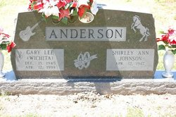 Gary Lee Wichita Anderson