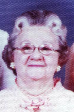 Rubie Mae <i>Gifford</i> Bland