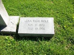 Lena <i>Rich</i> Holt