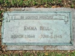Emma <i>Clark</i> Bell