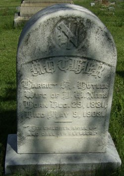 Harriet Miranda <i>Butler</i> Neer