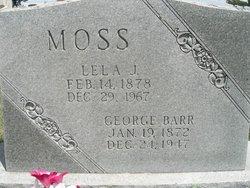 George Barr Moss