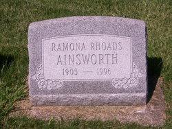 Ramona <i>Rhoads</i> Ainsworth