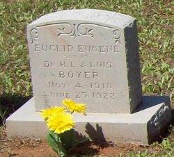 Euclid Eugene Boyer