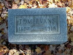 Thomas F Evans