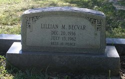 Lillian M Becvar