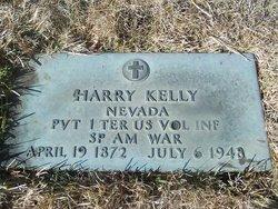 Harry Kelly