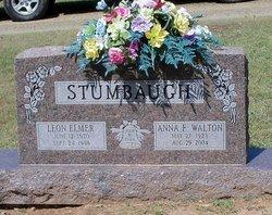 Anna F. <i>Walton</i> Stumbaugh