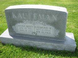 Raymond W. Kauffman