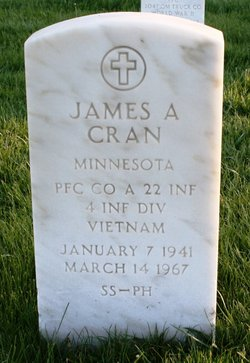 PFC James Allen Cran