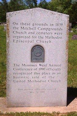 Mitchell Campground Cemetery
