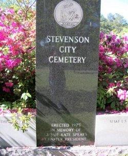 Stevenson City Cemetery