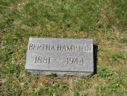 Bertha <i>Hampton</i> King