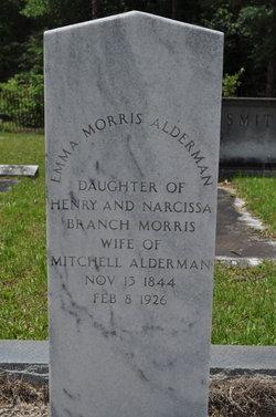 Emma <i>Morris</i> Alderman