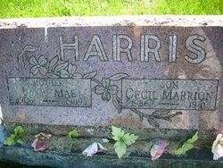 Cecil Marrion Harris