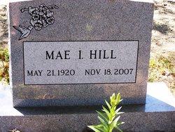 Mae <i>Irvine</i> Hill