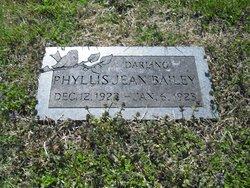 Phyllis Jean Bailey