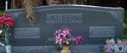 Hattie Mae <i>Drury</i> Allen