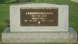 J KENNETH Bohanon