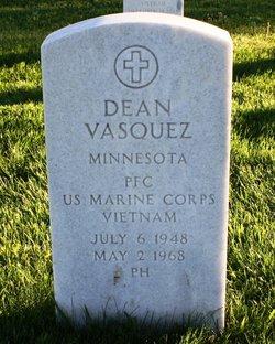 PFC Dean Vasquez
