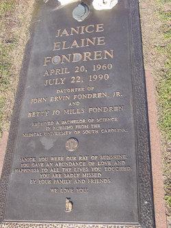 Janice Elaine Fondren