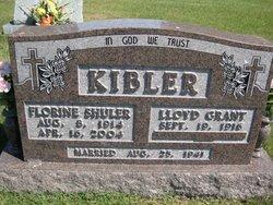 Florine Virginia <i>Shuler</i> Kibler