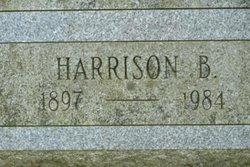 Harrison Benjamin Harry Crisman