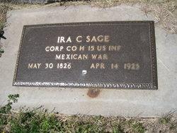 Ira Case Sage