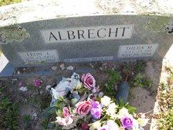 Theda Elizabeth <i>Modesette</i> Albrecht