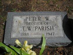 Peter W. Parrish
