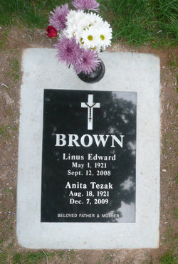 Anita Barbara <i>Tezak</i> Brown