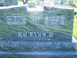 Ralph H Craver