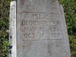 Isaac Bodenheimer