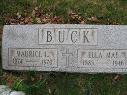 Maurice Lambert Buck