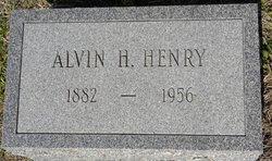 Alvin H Henry