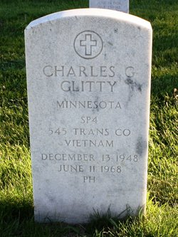 PFC Charles Gust Clitty