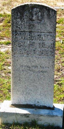 Theodore William Thomas Barnes