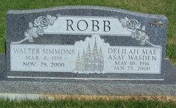 Delilah Mae <i>Asay</i> Robb