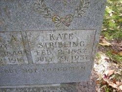 Katherine Kate <i>Stribling</i> Gentry