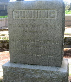 Mary Elizabeth <i>Alexander</i> Dunning