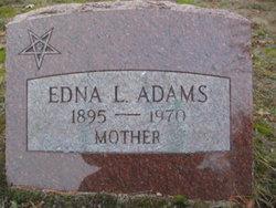 Edna L. Adams