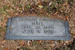 Catherine <i>Berryman</i> Hall