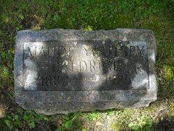 Maude <i>Youtsey</i> Baldridge